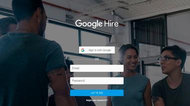 """""""Google Hire"""" o novo serviço de pesquisa de empregos do Google"""