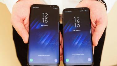Galaxy S8 e S8+ chegam ao Brasil com preços a partir de R$ 3.999