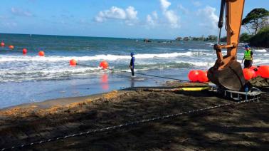 Espanha e Brasil planejam cabo de fibra óptica submarino até 2019