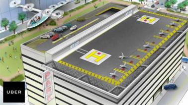 Uber fecha parceria com a Embraer para trazer táxi aéreo até 2020