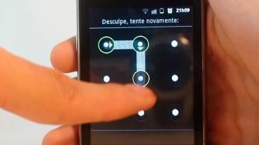 Senha do seu celular pode ser descoberta usando dados do giroscópio