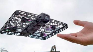 Apple começa a vender drones de selfie