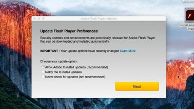 Malware famoso do Windows chega ao macOS por instalação falsa do Flash