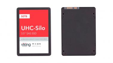 Empresa anuncia drive SSD de 3,5'' com 50 terabytes de armazenamento