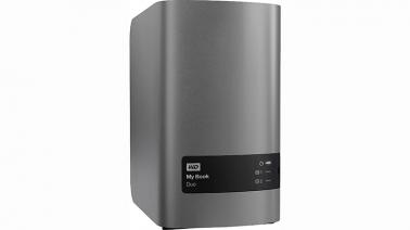 Western digital lança drive externo My Book Duo, com até 20 TB em RAID-0