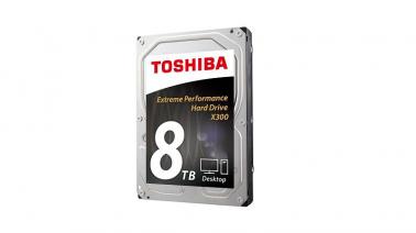 Toshiba anuncia HD X300 com 8TB