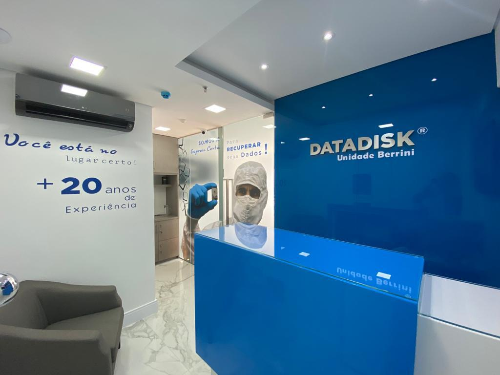 Inauguração da nova unidade da DATADISK Berrini